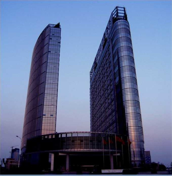 南昌紅谷大廈